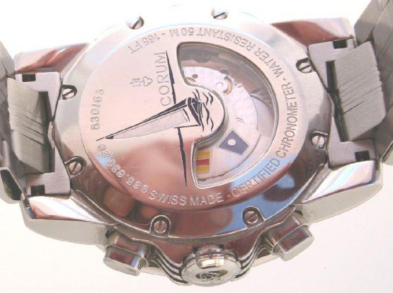 Solgt - Corum Admirals Cup chronograph - 2006-22362