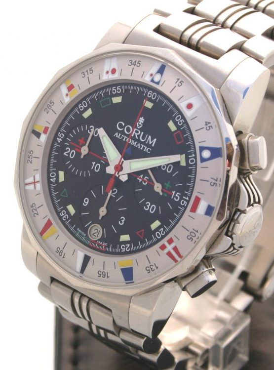 Solgt - Corum Admirals Cup chronograph - 2006-22363
