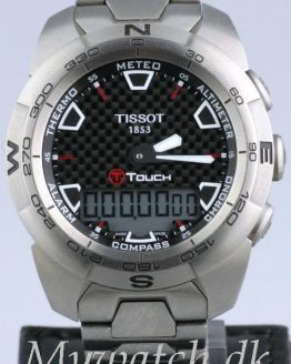 Solgt - Tissot T-touch Expert-0
