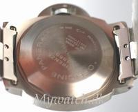 Solgt - Panerai 00091 Titanium/Stål - 11/2002-24568