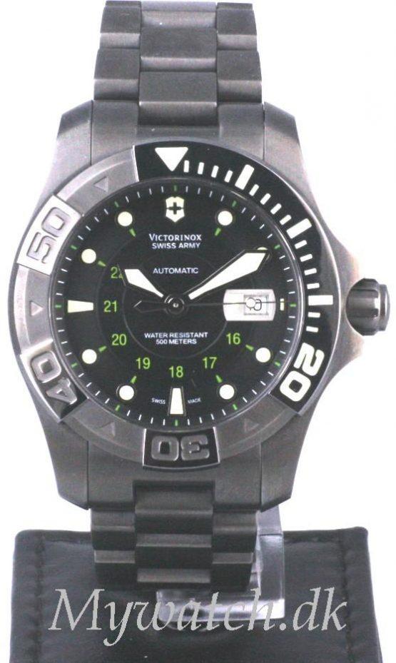 Solgt - Victorinox Diver 500 mtr, 12/2009-0