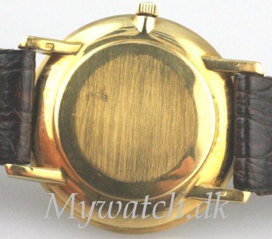 Solgt - Omega DeVille 14 ct. guld-21535