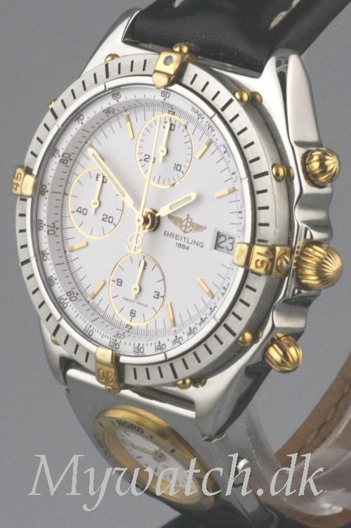 Solgt - Breitling Chronomat m/ UTC modul-22182