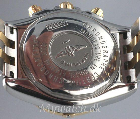 Solgt - Breitling Windrider Evolution - 10/2008 -21797