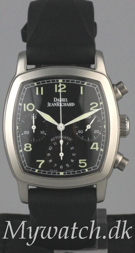 Solgt - Daniel jeanRicard Chronograph-0