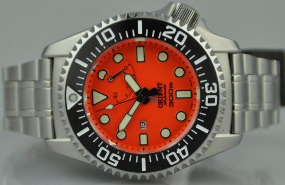 Solgt - Orient 300 mtr. Diver-21603