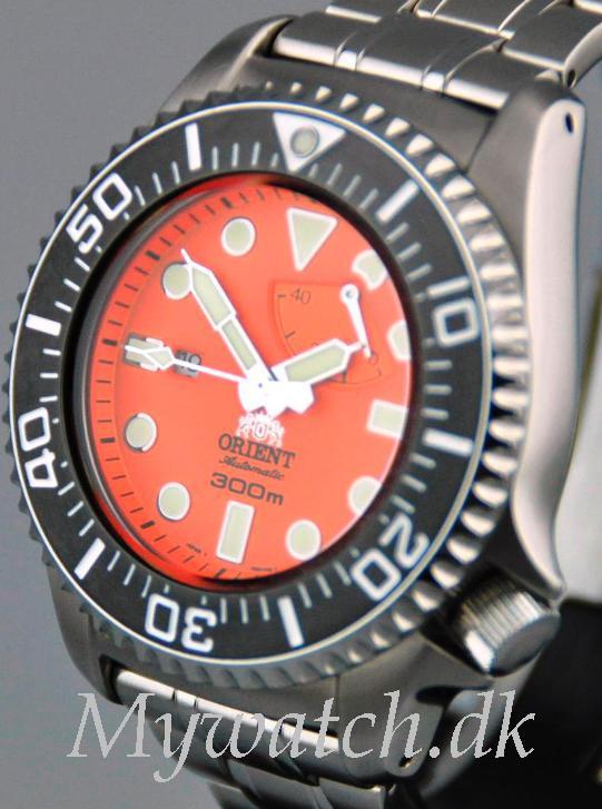 Solgt - Orient 300 mtr. Diver-21604