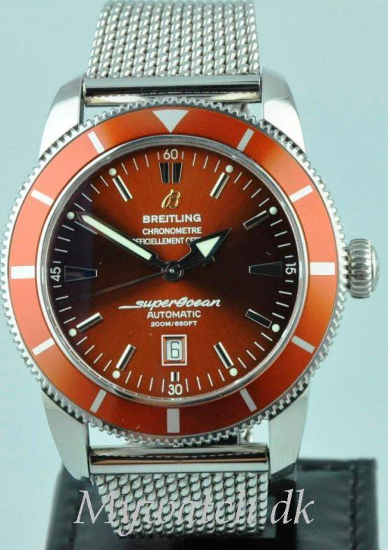Solgt - Breitling SuperOcean Heritage 46 - 2009-0