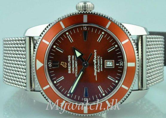 Solgt - Breitling SuperOcean Heritage 46 - 2009-22283