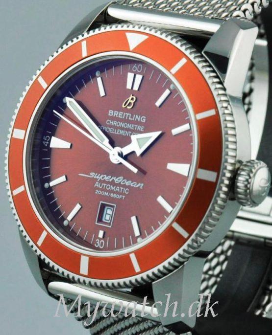 Solgt - Breitling SuperOcean Heritage 46 - 2009-22284