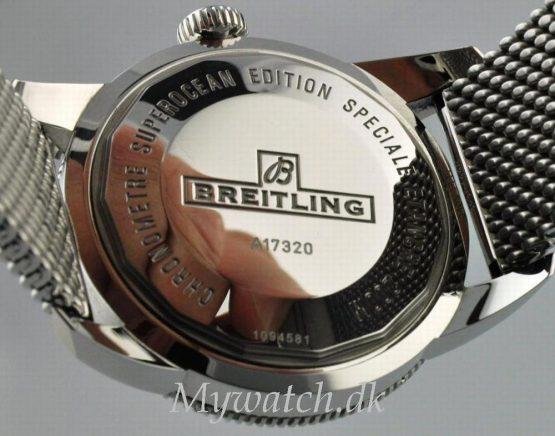 Solgt - Breitling SuperOcean Heritage 46 - 2009-22285