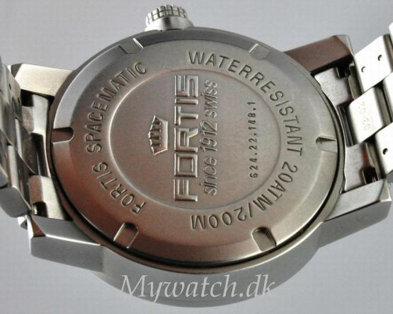 Solgt - Fortis Spacematic GMT automatic - 2005-21663