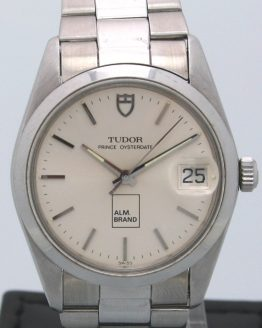 Solgt - Tudor Prince Oyster Date Automatic-0