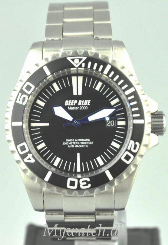 Solgt - Deep Blue 2000 mtr. diver - 2010-0