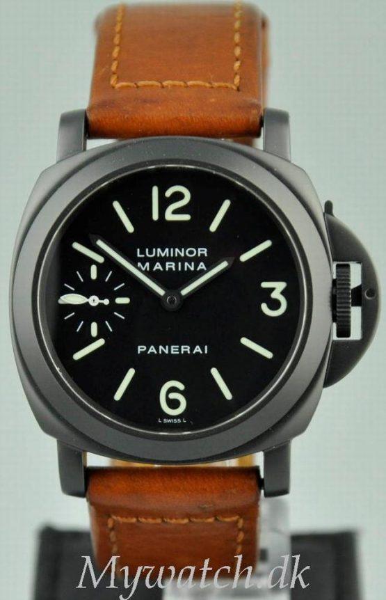 Solgt - Panerai Pam 004 PVD - 2000-0