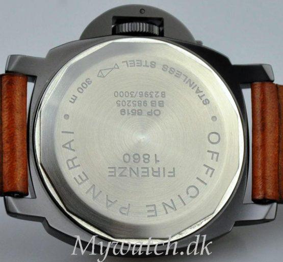 Solgt - Panerai Pam 004 PVD - 2000-21490