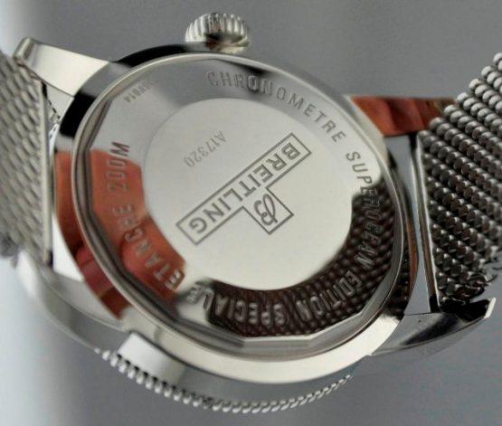 Solgt - Breitling SuperOcean Heritage - NY-22281
