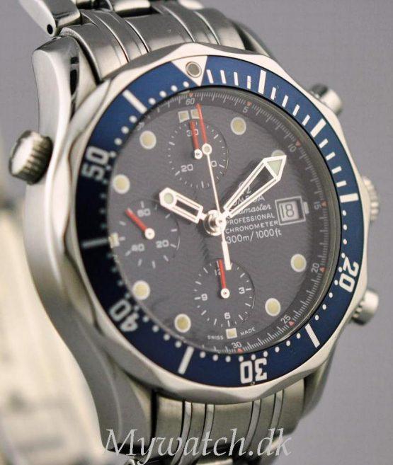 Solgt - Omega Seamaster Chronograph - 1999-21687
