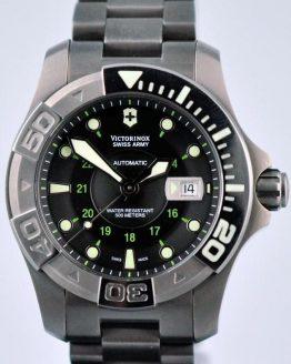 Solgt - Victorinox 500 mtr. diver Mecha - 5/2011-0