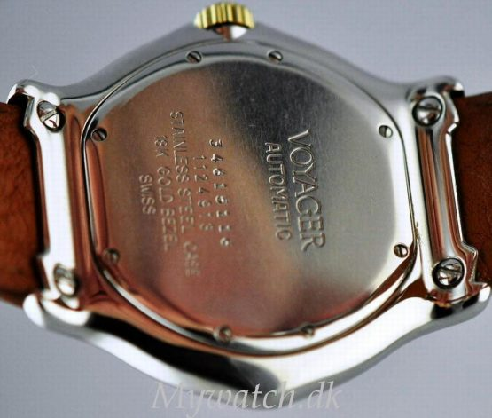 Solgt - Ebel Voyager Worldtimer - 10/2005-22402