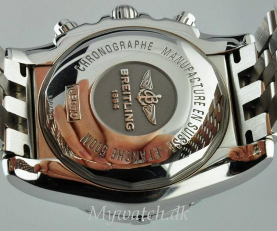 Solgt - Breitling B01 automatic - 12/2009-22161
