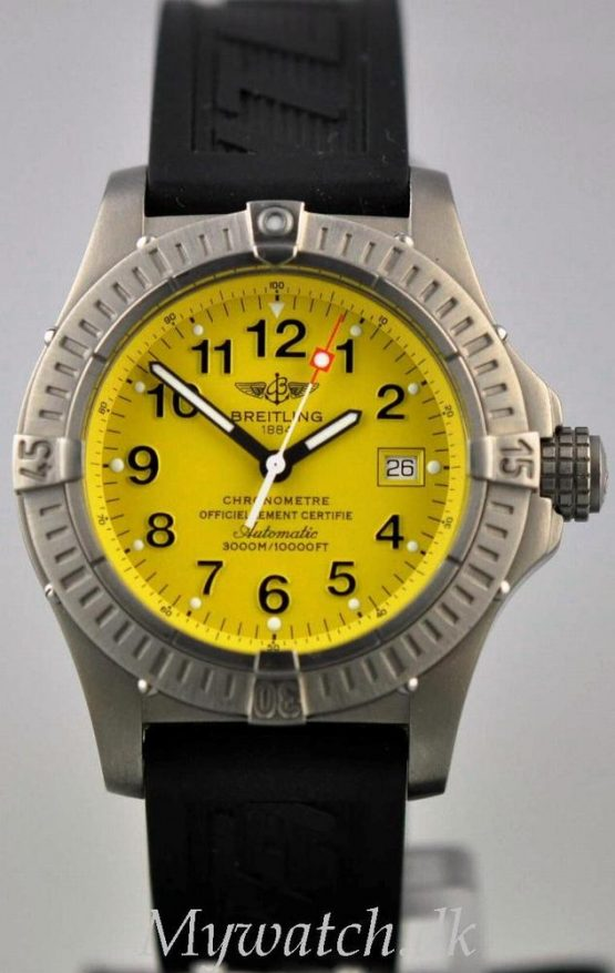 Solgt - Breitling Seawolf automatic - 10/2008-0