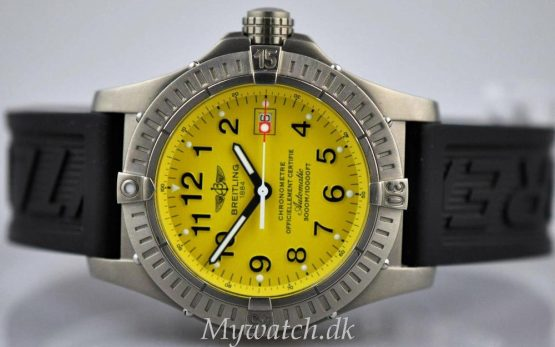 Solgt - Breitling Seawolf automatic - 10/2008-21549