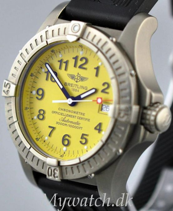 Solgt - Breitling Seawolf automatic - 10/2008-21550