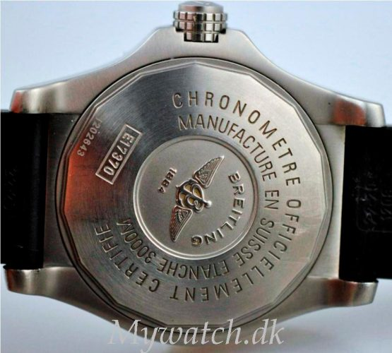 Solgt - Breitling Seawolf automatic - 10/2008-21551
