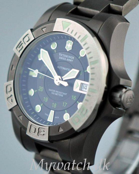 Solgt - Victorinox 500 mtr. diver Mecha. 5/2011-24464