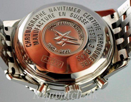 Solgt - Breitling Navitimer 50 Ani. - 2002-21574