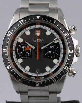 Solgt - Tudor Heritage Chrono. - 2010-0