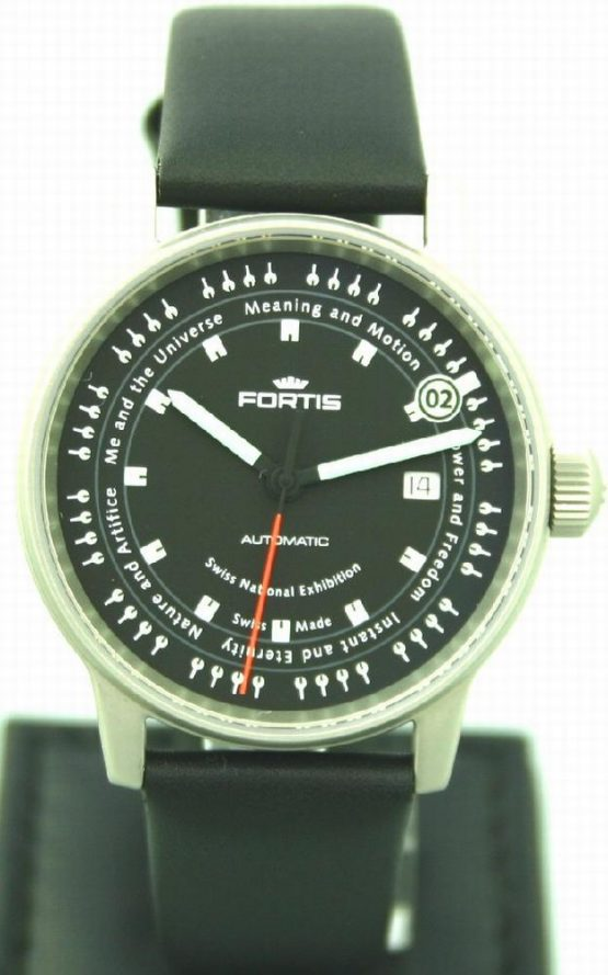 Solgt - Fortis Automatic-0
