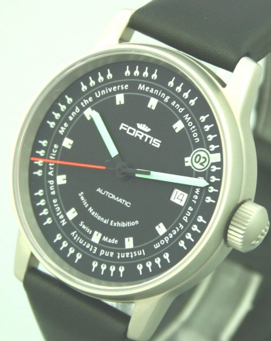 Solgt - Fortis Automatic-22441