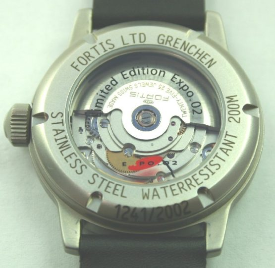Solgt - Fortis Automatic-22442