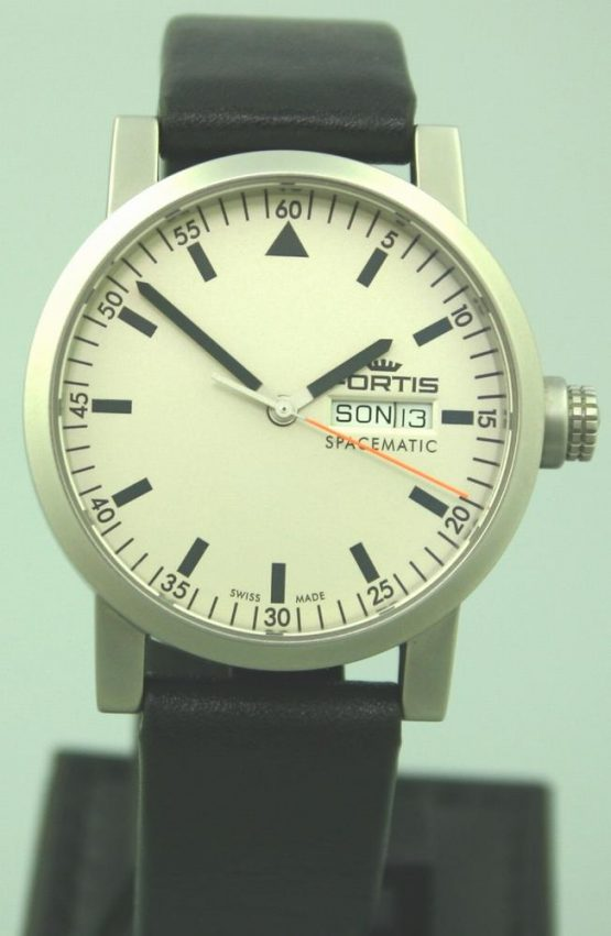 Solgt - Fortis Spacematic-0