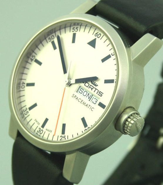 Solgt - Fortis Spacematic-22521