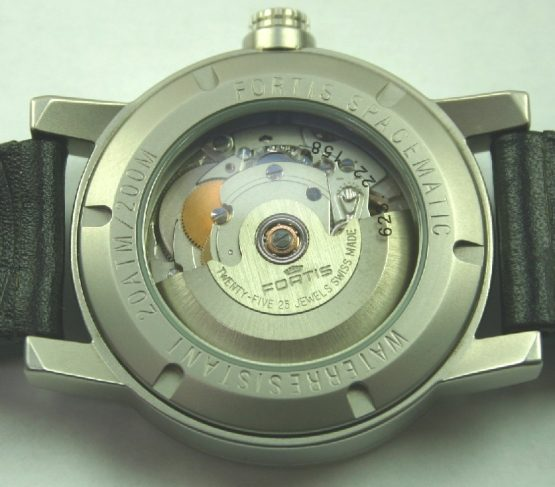 Solgt - Fortis Spacematic-22522