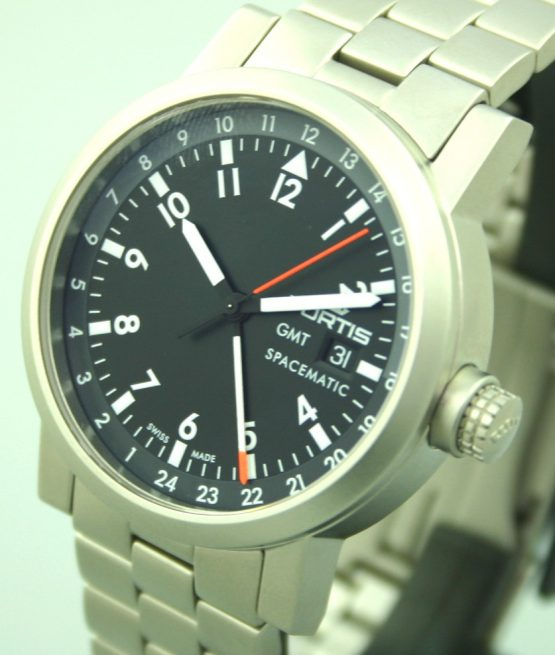 Solgt - Fortis GMT Automatic, som ny-22506