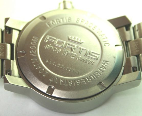 Solgt - Fortis GMT Automatic, som ny-22507
