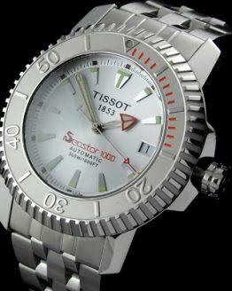 Solgt - Tissot Seastar 1000-0