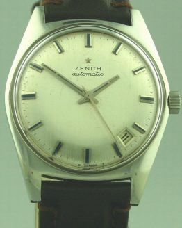Solgt - Zenith Automatic-0