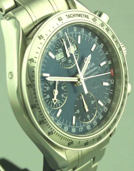 Solgt - Omega Speedmaster Day-Date automatic-21510
