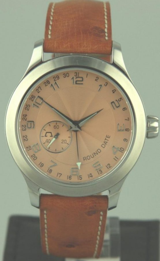 Solgt - Anonimo Round Date automatic-0