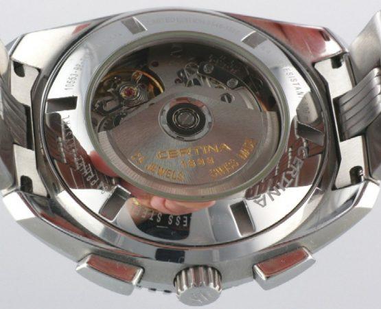 Solgt - Certina DS3 Chronograph automatic ldt. edi-22338
