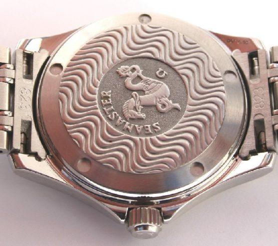 Solgt - Omega Seamaster Chronometre Automatic-21504