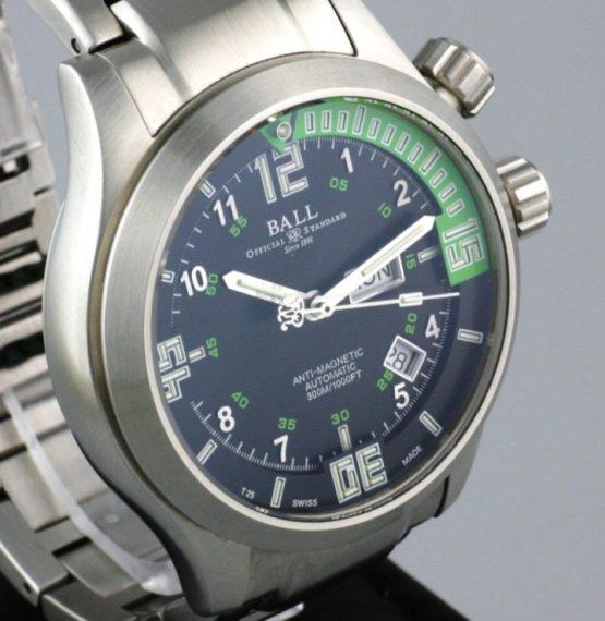 Solgt - Ball Engineer Master II --22130