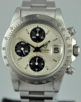 Solgt - Tudor Chronograph - 80erne-0