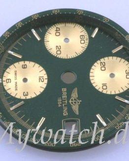 Breitling Chronomat dial-0