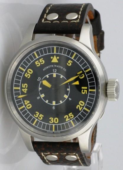 Solgt - Azimuth B-Uhr - 10/2007-0